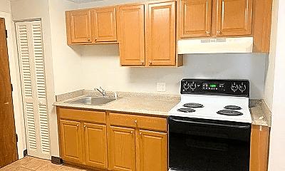 Kitchen, 293 Willard St, 1