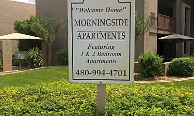 Morningside Apartments, 1