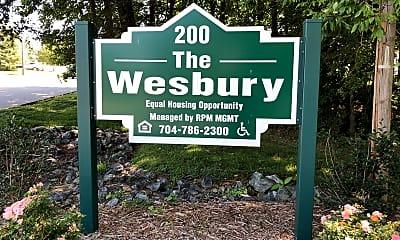 Wesbury Apartments, 1