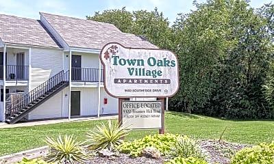 Community Signage, Morrison Properties, 2
