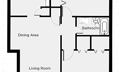 Building, 8372 Thomas Ave, 1