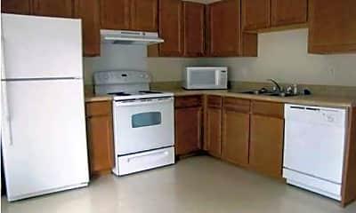 Kitchen, Villages Of Lake Charles, 1