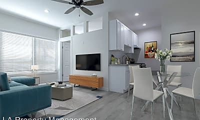 Living Room, 941 S Kenmore Ave, 0
