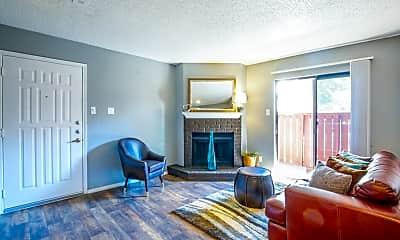 Living Room, Brandon Mill, 1