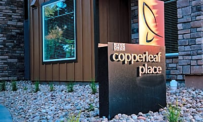 Community Signage, Copperleaf Place, 1