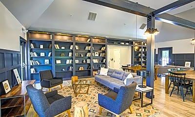 Living Room, The Henry, 2