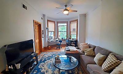 Living Room, 1850 N Milwaukee Ave, 0