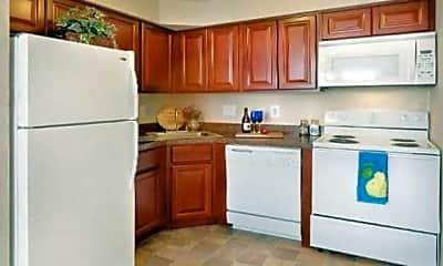 Kitchen, Brian Court Apartments, 2