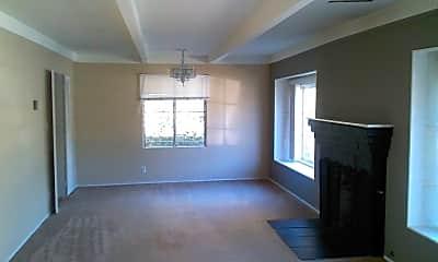 Living Room, 3830 Albatross St, 1