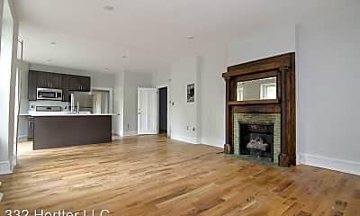 Living Room, 332 W Hortter St, 0