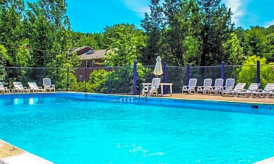 Pool, Landmark at Patterson, 1