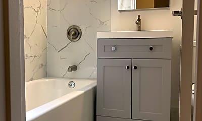 Bathroom, 339 E 82nd St 4-B, 2