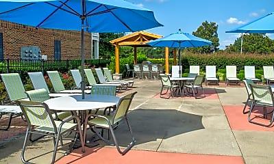 Recreation Area, Centerville Manor Apartments, 1