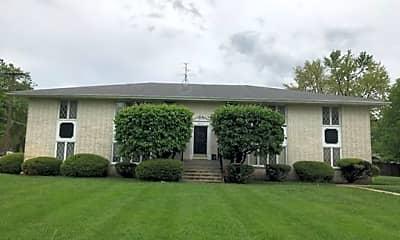 Building, 5906 Hickman Rd, 1