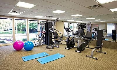 Fitness Weight Room, 1149 Kingsway Rd, 1
