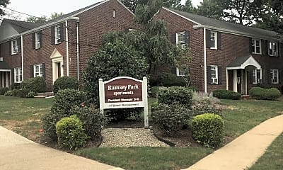 Rumsey Park Apartments, 1