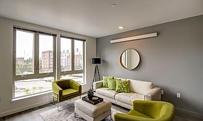 Living Room, Crane Interbay, 1