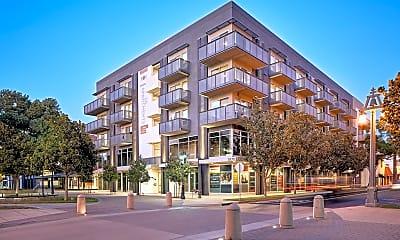 Building, 3870 Main St, 0