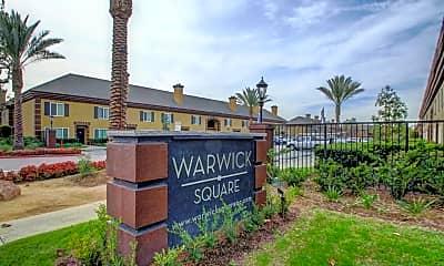 Warwick Square, 1