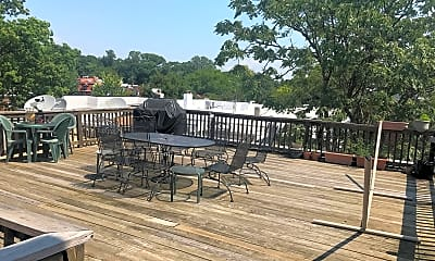 Patio / Deck, 2647 Connecticut Ave NW 304, 1