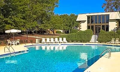 Pool, Ivy Ridge, 1