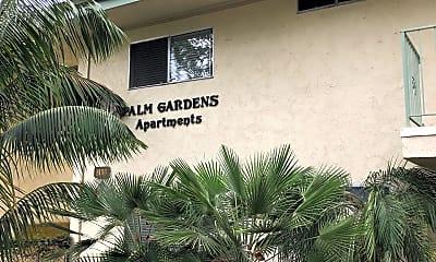 Palm Gardens Apartments, 1
