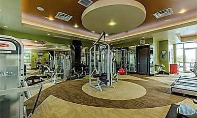 Fitness Weight Room, 9123 Strada Pl 7307, 2