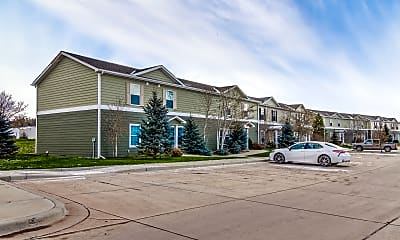 Building, Prairie Meadows Apartment Homes, 1