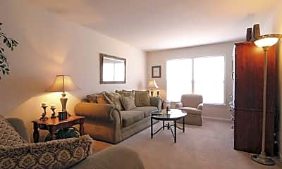 Living Room, The Colony, 1