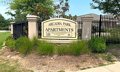 Arcadia Park, 1