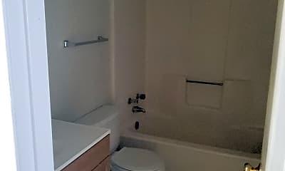 Bathroom, Bayside Village Apartments, 1