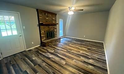 Living Room, 8709 S 35th Terrace, 1