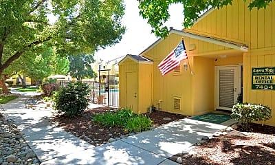Leasing Office, Sierra Ridge, 1