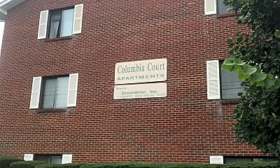 Columbia Court, 1