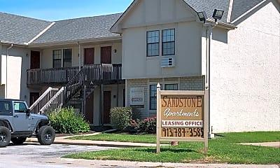 Sandstone Apartments, 1