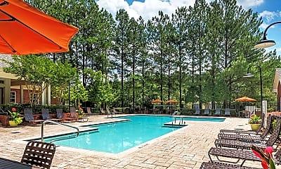 Pool, Colonial Grand at Crabtree, 1