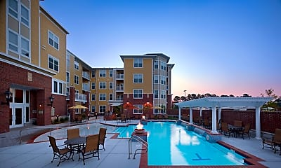 Pool, Aura at Towne Place, 0