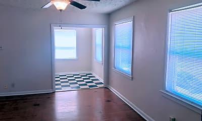 Living Room, Nola Court, 1