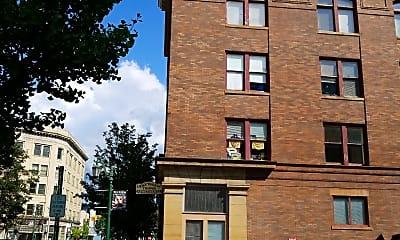 Oddfellows Temple Apartments, 2