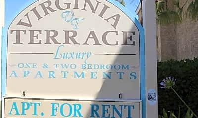 Community Signage, 10444 Virginia Avenue, 2