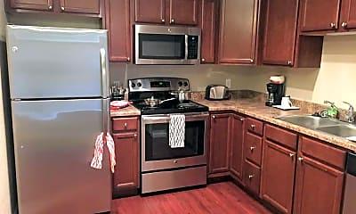 Kitchen, West Hills, 1