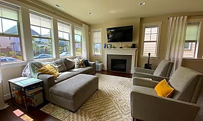 Living Room, 14967 NW Cosmos St, 1