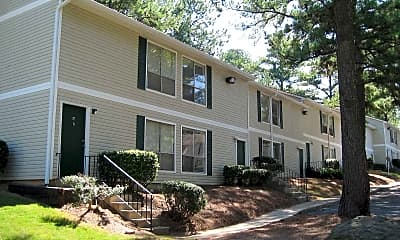 Building, South Hampton Estates, 1