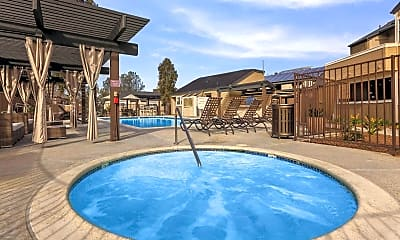 Pool, Scripps Landing, 1