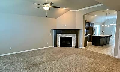 Living Room, 4100 NW 152nd St, 1