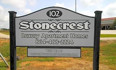 Stonecrest Apartments, 1