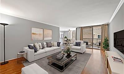 Living Room, 4301 2nd St 1E, 0