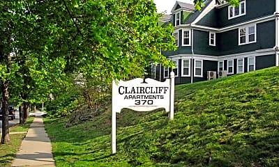Community Signage, 380 Claremont Ave 8, 2