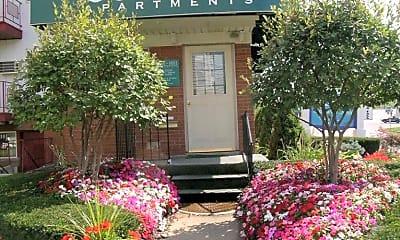 Community Signage, Island Drive Apartments, 1