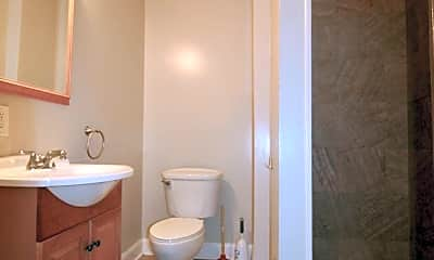 Bathroom, 1207 N 2nd St, 2